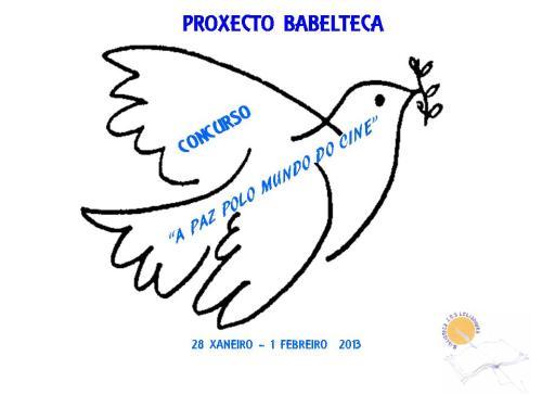 Anímate a participar no  noso concurso para o Día da Paz.
