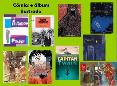 Recomendacións cómics